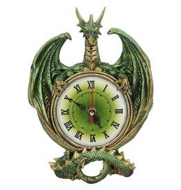 Nemesis Now Emerald Chronology  dragon clock