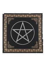 Trukado Miscellaneous - Altaarkleed Pentagram - 60 X 60CM