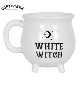 Something Different Witte Heks Ketel Mok - Geschenk van het Jaar!