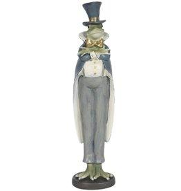 Trukado Frog gentlemen figurine 32cm