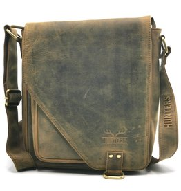 Hunters Hunter's bag with holster cover Buffalo Leather