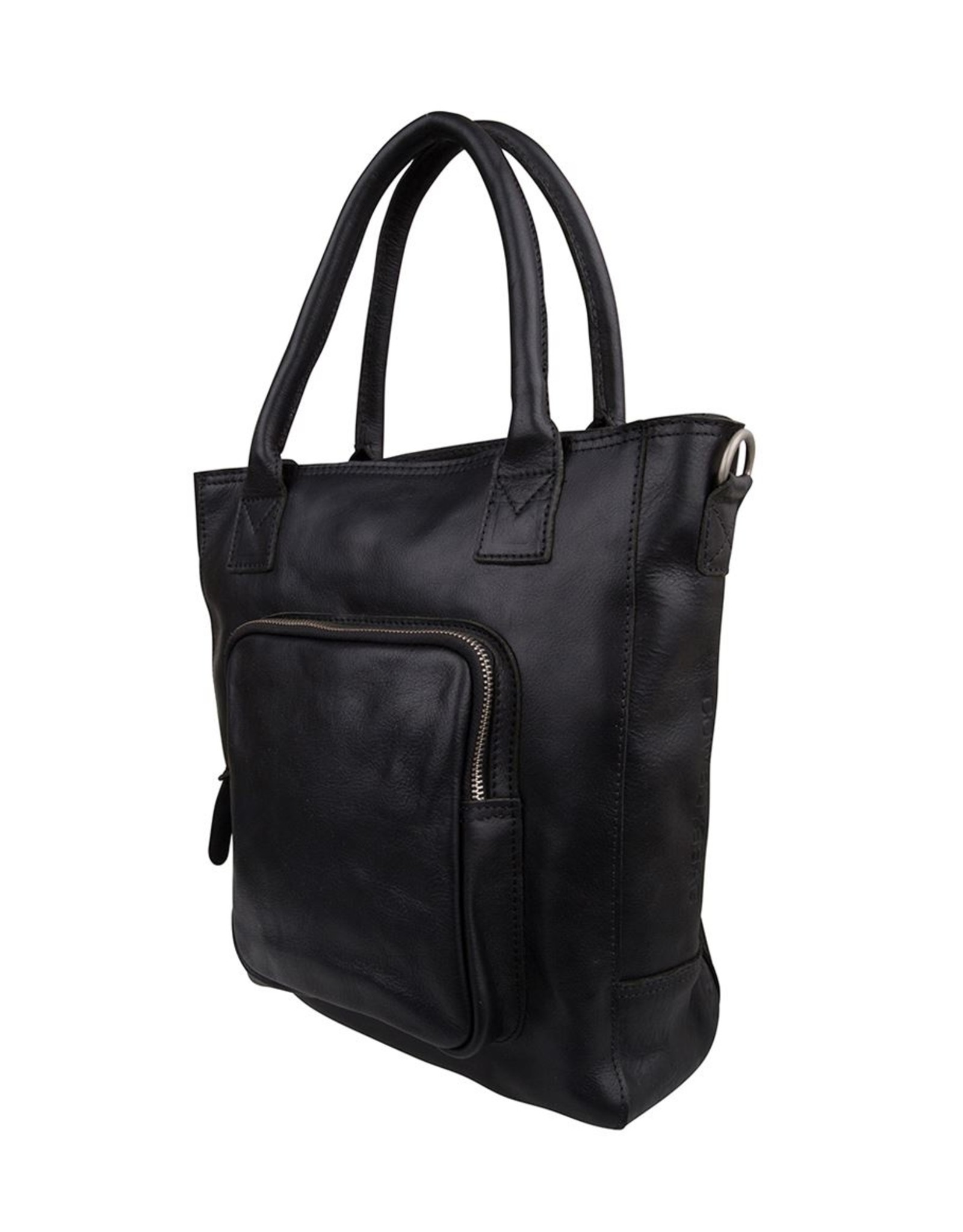 Cowboysbag Leren tassen - Cowboysbag MellorZwart