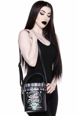 Killstar Killstar tassen en accessoires - Killstar Gothic Dazs handtas
