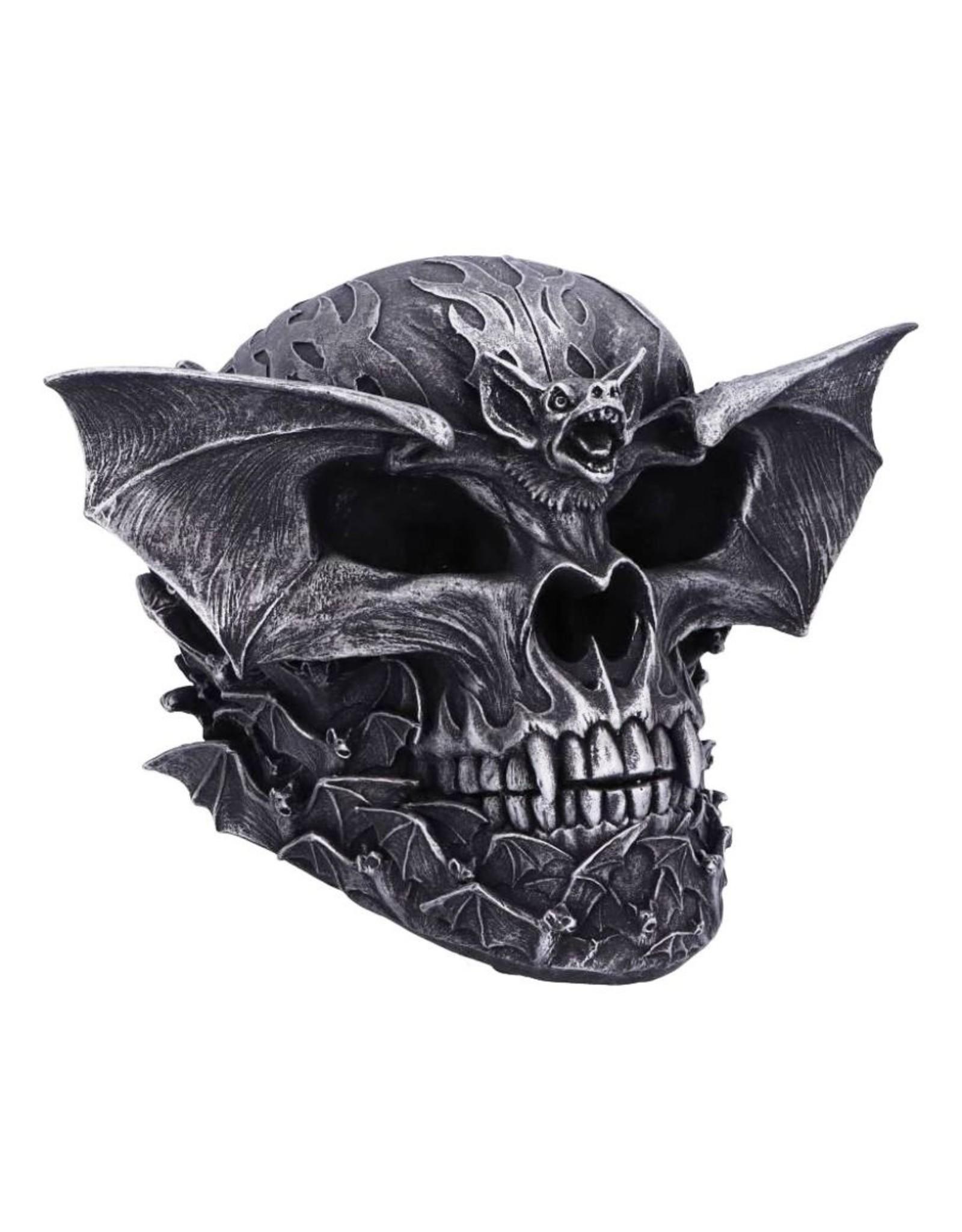Spiral Giftware & Lifestyle - Gothic Vleermuis Schedel Spiral