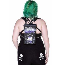Killstar Killstar Dark Delight backpack-shoulderbag