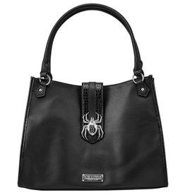 Killstar Killstar Black Widow shoulder bag