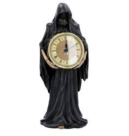 Alator Final Hour Grim Reaper Mantel Clock