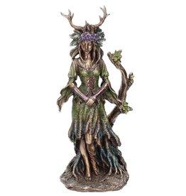 Veronese Design Lady of the Forest Keltische Godin Flidas 25cm