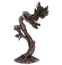 Veronese Design Mythologisch Bos Nimf Elemental Gebronsd 25cm