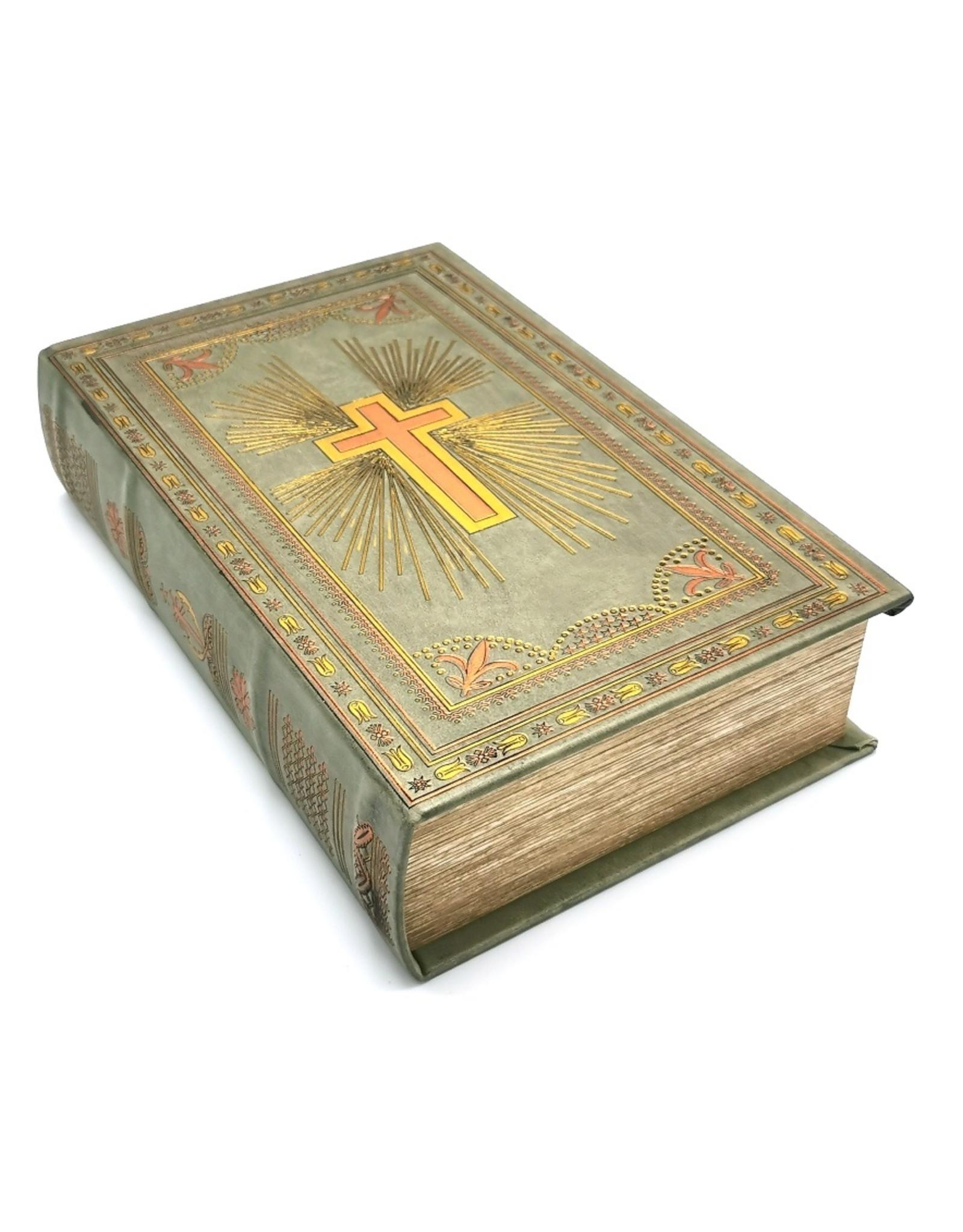 Trukado Miscellaneous - Boekenkluis met Kruis op kaft