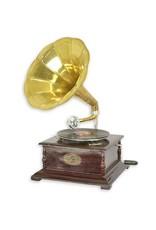 Gramophone company Miscellaneous - Grammofoon - Ouderwetse platenspeler met hoorn