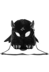 Killstar Killstar tassen en accessoires - Killstar Demon Pluche Handtas