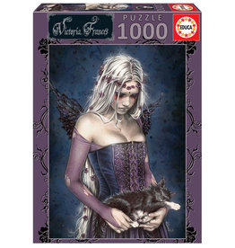 Educa Puzzle Victoria Frances Angel of Death 1000 pcs