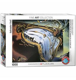 Eurographics Puzzel Salvador Dali The Melting Watch 1000 stukjes