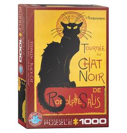 Eurographics Puzzel Le Chat Noir 1000 stukjes
