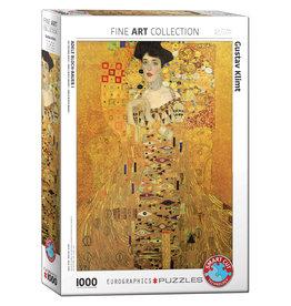 Eurographics Puzzel Gustav Klimt Adele Bloch Bauer 1000 stukjes