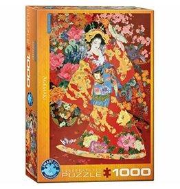 Eurographics Puzzle Haruyo Morita Agemaki 1000 pcs