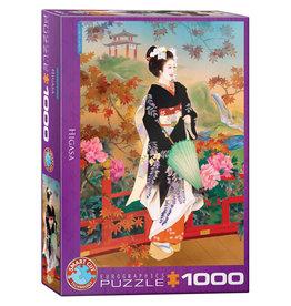 Eurographics Puzzle Haruyo Morita Higasa 1000 pcs