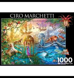 Puzzelman Puzzle Ciro Marchetti Shangri La 1000 pcs