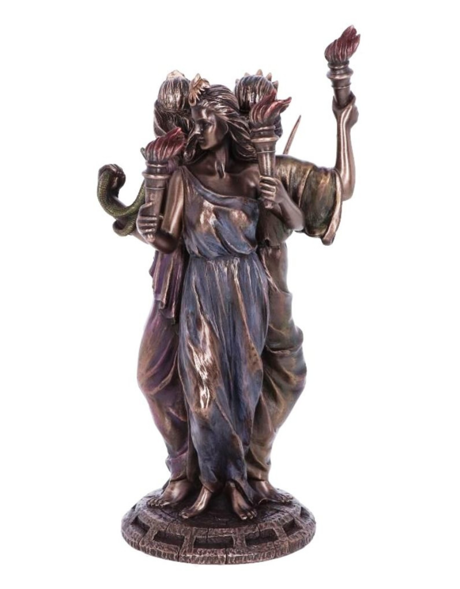 Willow Hall Giftware & Lifestyle - Hecate Drievoudige Godin van Magie