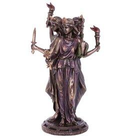 Willow Hall Hecate Drievoudige Godin van Magie