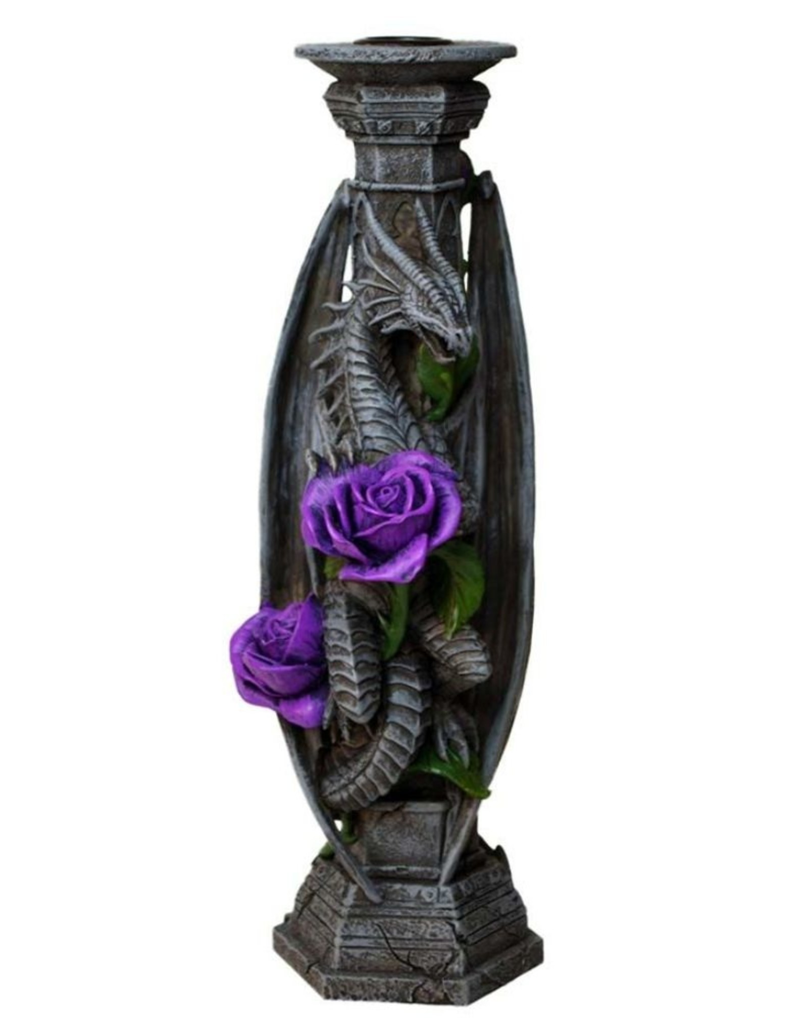 Nemesis Now Giftware & Lifestyle -  Anne Stokes Dragon Beauty Kaarsenhouder