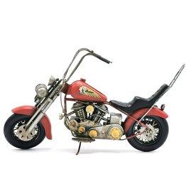 Indian Indian Motor Chopper vintage look schaalmodel