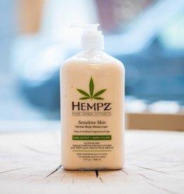 Hempz Herbal moisturiser lotion sensitive skin 500ml