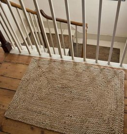 Tapis en chanvre - Natural - Small 90x60