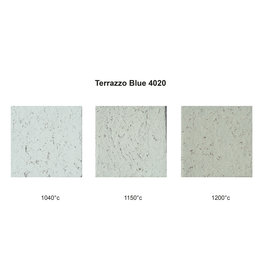 SIBELCO TB4020 terrazzo blue 40 % 0-2 mm  1000°-1280°C