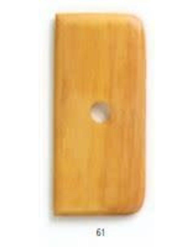KB MISC 2400 61 lomer hout rechthoek