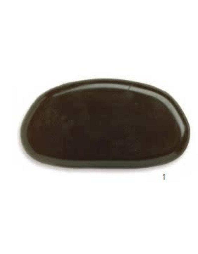 KB MISC 2401 1 lomer rubber zwart groot