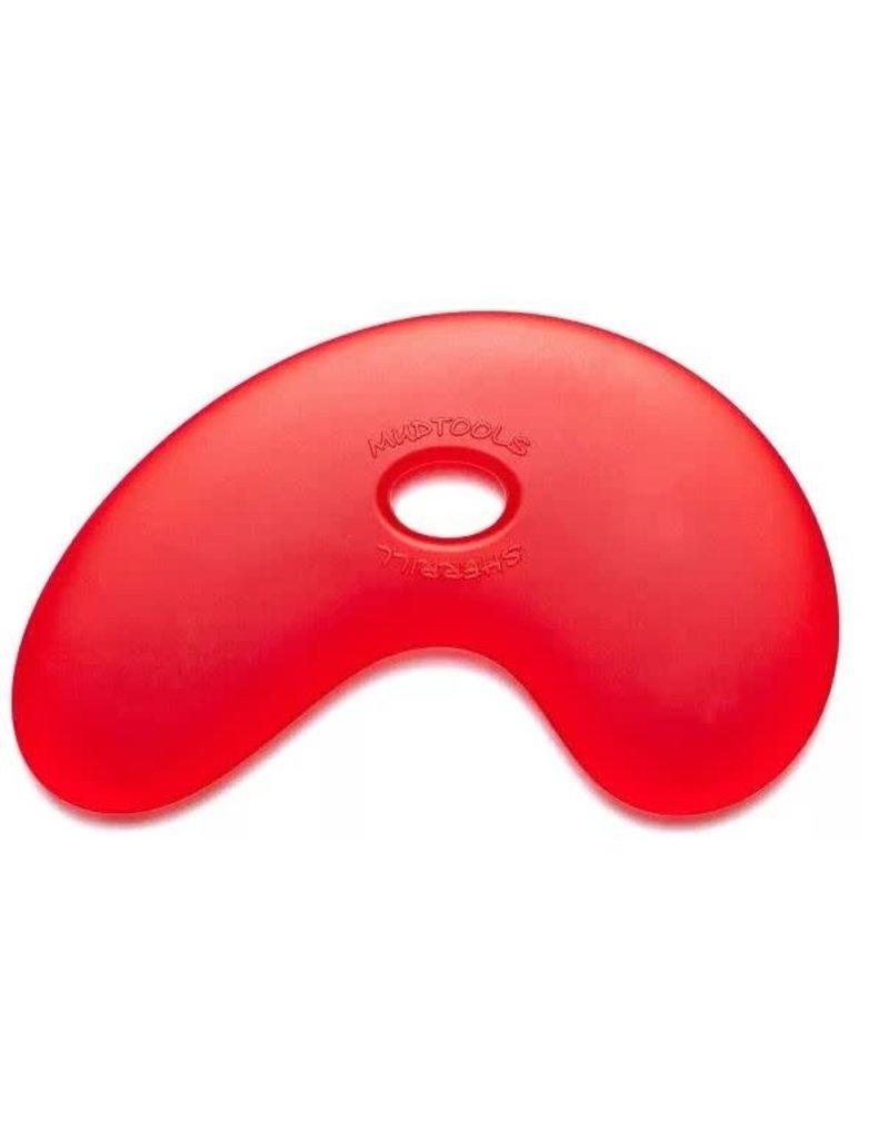 MUDTOOLS mudtool bowlrib small rood