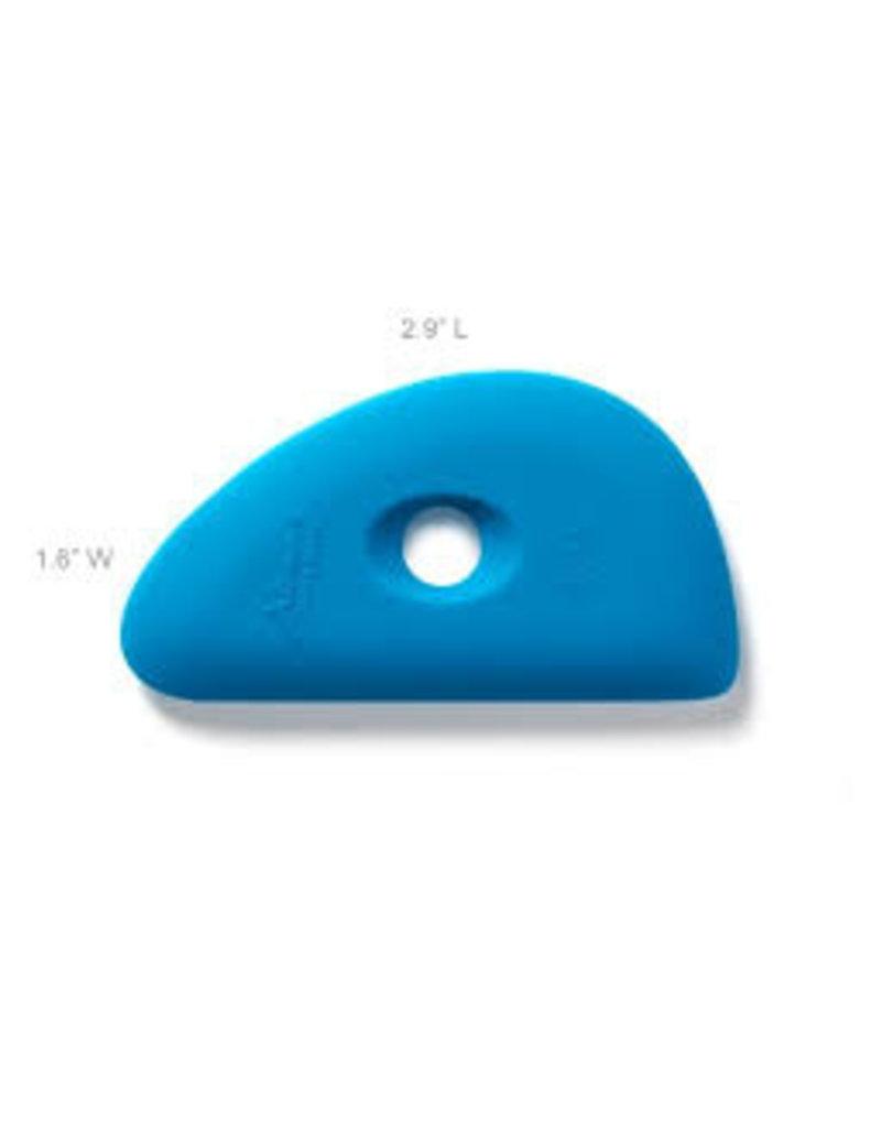 XIEM XM SCR4 B silicone clay rib BLUE