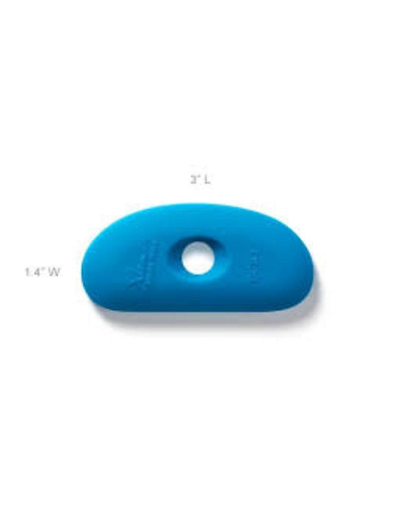 XIEM XM SCR1 B silicone clay rib  BLUE