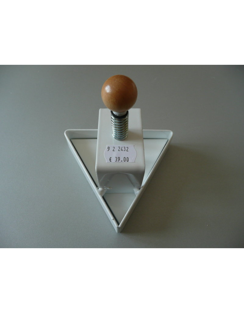 KB MISC 2432 tegelsnijder driehoek  11.4 cm