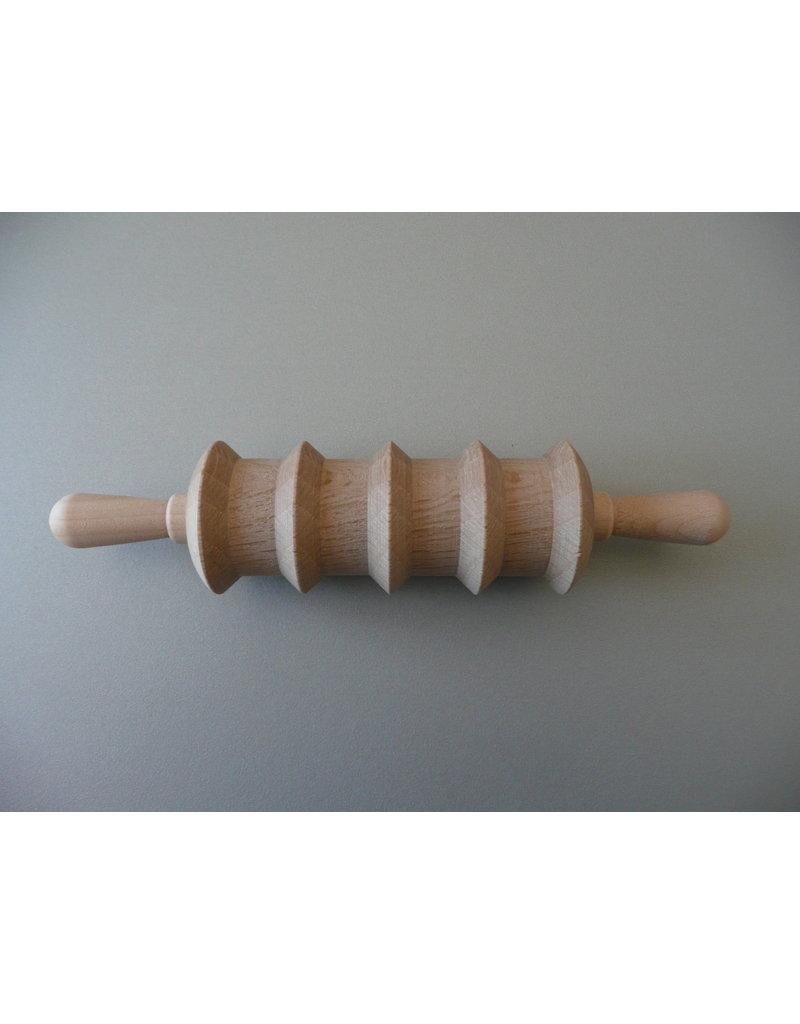 KB MISC 2501 decoratierol hout 20 cm