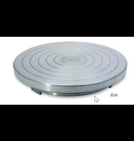 KB MISC 3034 boetseerschijf aluminium 30 cm x 6,5 cm