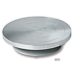 KB MISC 3035 boetseerschijf aluminium  22 cm x 6 cm