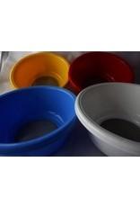 MISC glazuurzeef 80 mesh 16 cm blauw klein