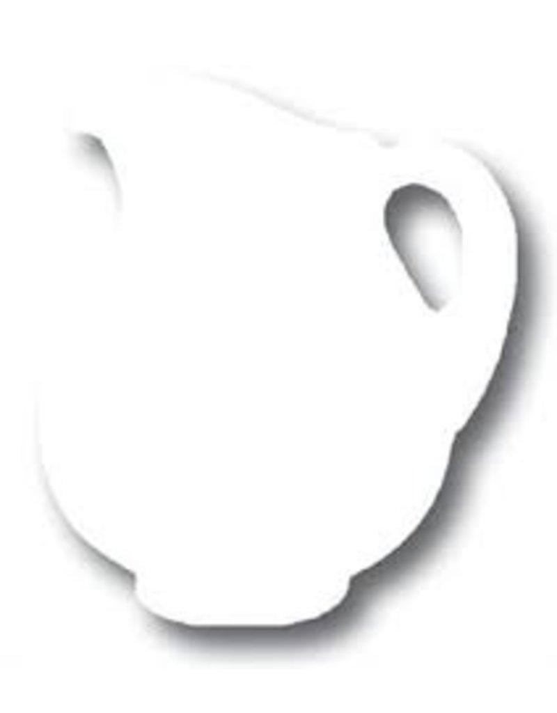 SCARVA SC CS50 bone china gietporselein 1150°-1280°C  4.5 L