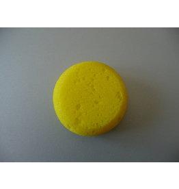 MISC 23091 sponsje geel rond