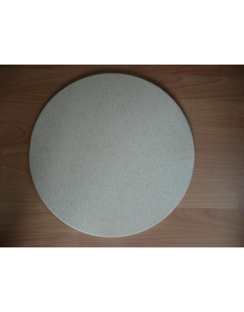 MISC ovenplaat rond 35 cm diam 1 cm dik