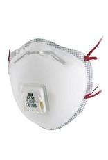KB MISC 2383  stofmasker met ventiel FFP3