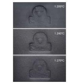 SiO2 Sio2 Black Ice zwart porselein 1200°-1260° 5kg