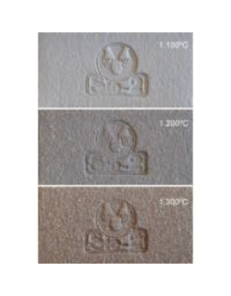 SiO2 Sio2 Zumaia grijsbakkend  40% 0-0.5 1200°-1300°C  12,5 kg