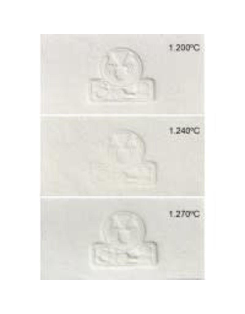 SiO2 Sio2 Cellulain papierporselein 1230°-1270°C  5 kg