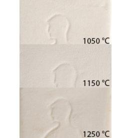 WITGERT 11SF05 boetseerklei witbakkend 25%  0-0.5 mm  1100°-1260°C