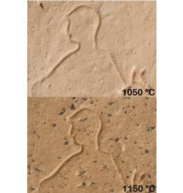 WITGERT 8SG kurk lederkleurig zwarte chamotte 25% 0-2 mm 1100°-1260°C