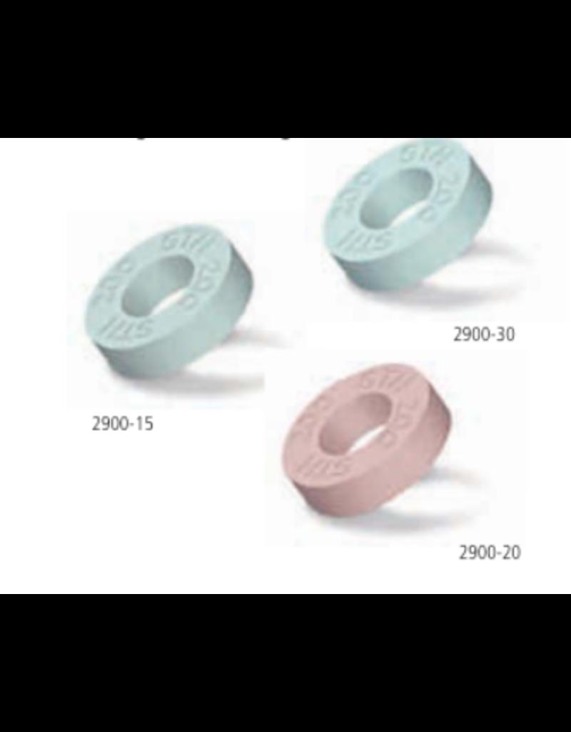 FERRO 2900 30 PTCR ringen STH 1130°C-1400°C  15 stuks